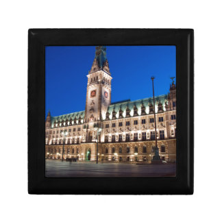 Hamburg Town hall Gift Box