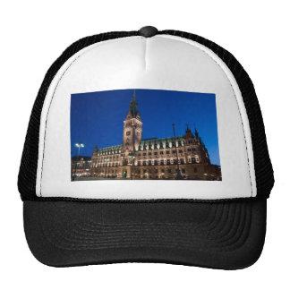 Hamburg Town Hall Hats