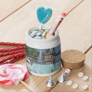 Hamburg Townhall Candy Jar