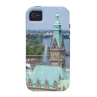 Hamburg Townhall iPhone 4/4S Case