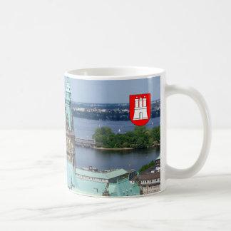 Hamburg Townhall Coffee Mug