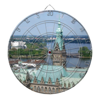 Hamburg Townhall Dartboard