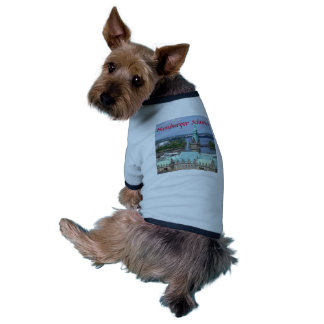 Hamburg Townhall Pet Tee