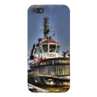 HAMBURG TRACTOR iPhone SE/5/5s CASE