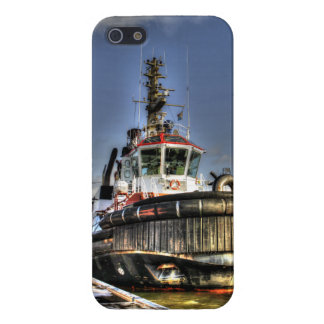 HAMBURG TRACTOR iPhone SE/5/5s CASE