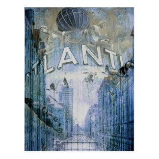 Hamburg - Tschüß Perle Postkarten