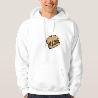 Hamburger 4 hoodie
