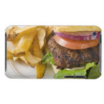 Hamburger and French Fries iPod Touch Case-Mate Case