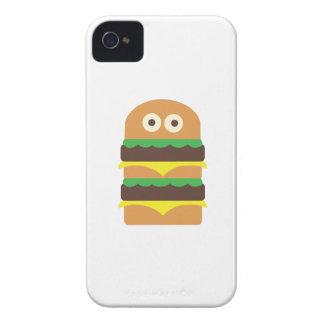 Hamburger_Base iPhone 4 Covers