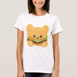 Hamburger Bear T-Shirt