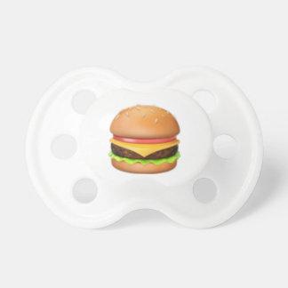 Hamburger bestselling baby pacifier