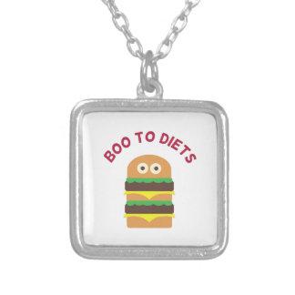 Hamburger_Boo To Diets Custom Jewelry