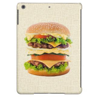 Hamburger iPad Air Cover