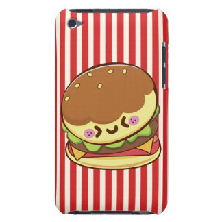 Hamburger Barely There iPod Case