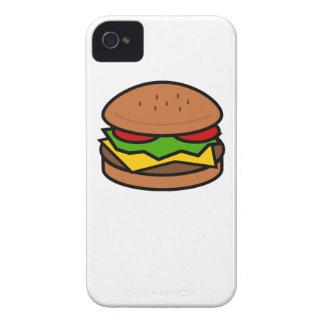 Hamburger Case-Mate iPhone 4 Case