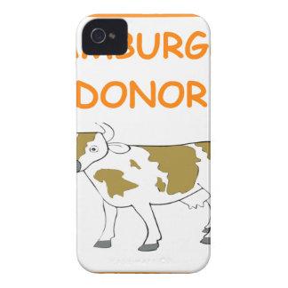 hamburger iPhone 4 covers