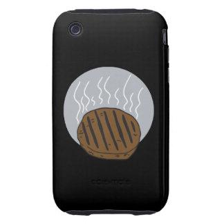 Hamburger iPhone 3 Tough Cover