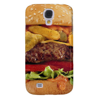 Hamburger Galaxy S4 Case
