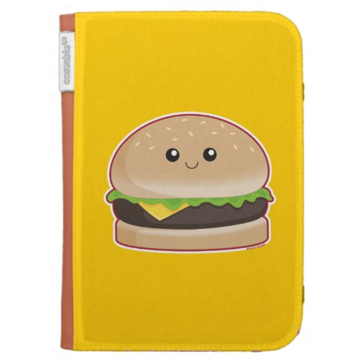Hamburger Cases For Kindle