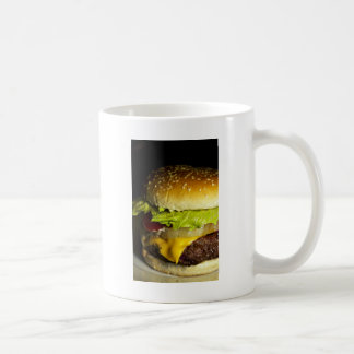 Hamburger Coffee Mug