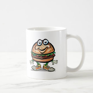 Hamburger Coffee Mug