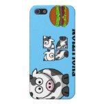 hamburger evolution iPhone 5 covers