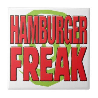 Hamburger Freak R Tile