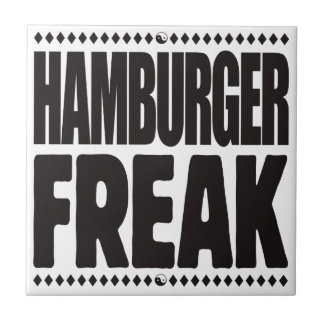 Hamburger Freak Tile