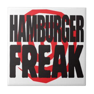 Hamburger Freak Tiles