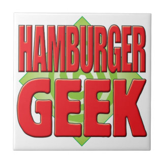 Hamburger Geek v2 Tile