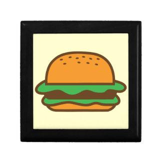 Hamburger Gift Box