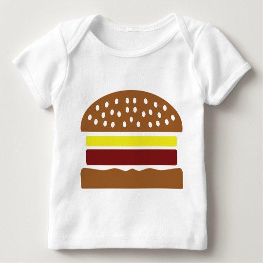 hamburger icon baby T-Shirt