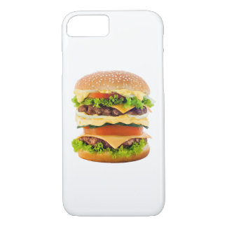 Hamburger iPhone 7 Case
