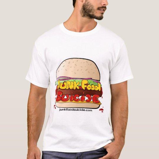 Hamburger JFS Logo T-Shirt