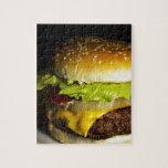 Hamburger Jigsaw Puzzle