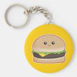 Hamburger Key Chains