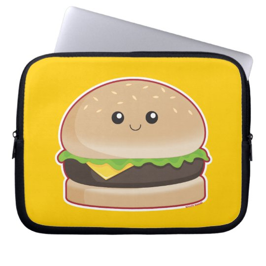 Hamburger Laptop Sleeve