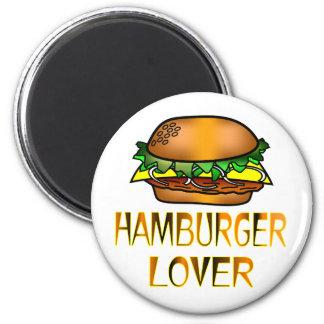 Hamburger Lover Magnet