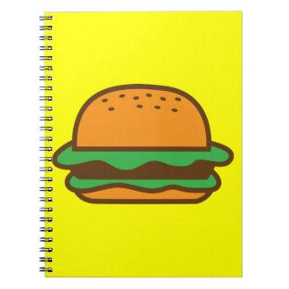 Hamburger Notebook