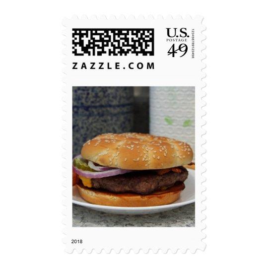 Hamburger Postage