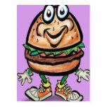 Hamburger Postcards