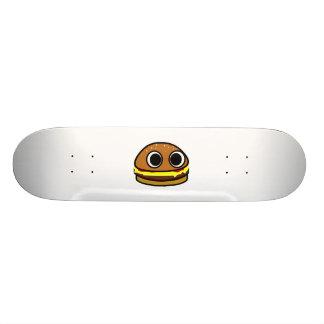 hamburger skateboard