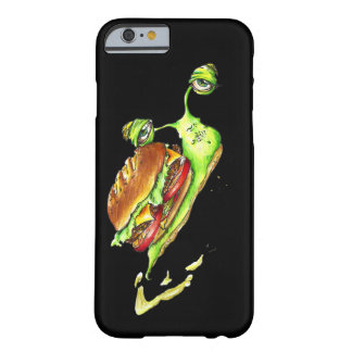 Hamburger Snail Barely There iPhone 6 Case