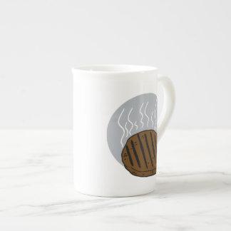 Hamburger Porcelain Mug