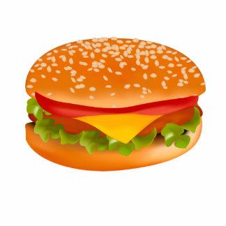 Hamburger Statuette