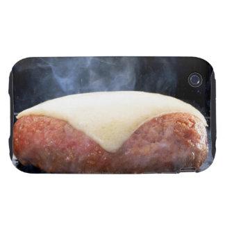 Hamburger Steak iPhone 3 Tough Cover