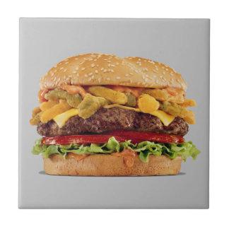 Hamburger Tile