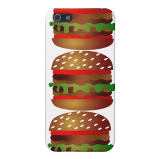 hamburger time kid style, hamburger time kid st... cover for iPhone SE/5/5s