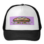 Hamburger Trucker Hats