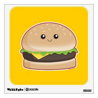 Hamburger Wall Decal